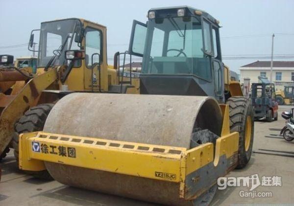 (重庆)二手压路机16/18/20/22吨震动压路机,九成新
