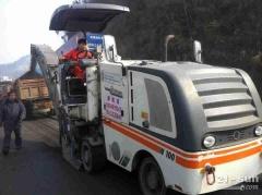 出租2011年产维特根W100铣刨机