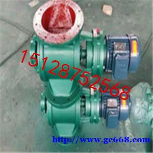 沧州鹏程环保YJD星型卸料器  电动锁气机 制作专家