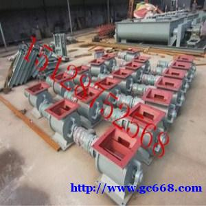 厂家直销环保行业专用链条传动卸料器
