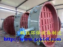 鹏程是沧州最好的方形手动通风蝶阀品牌厂家